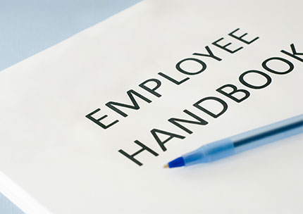 Bergen County Employee Handbook Lawyers